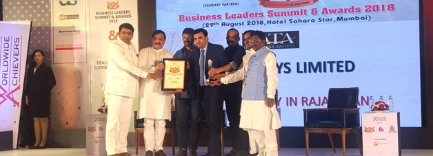 Business Leaders Summit and Awards 2018