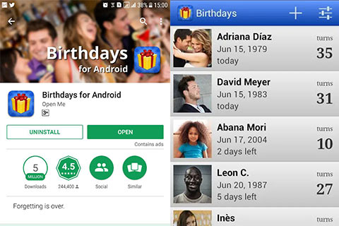 portfolio-android-birthday